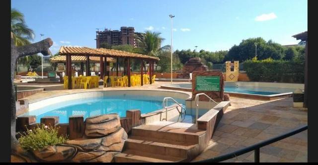 Thermas Place Parcelado - apartamento mobiliado - parque aquático thermas - Foto 2