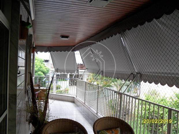 Apartamento à venda com 3 dormitórios em Jardim guanabara, Rio de janeiro cod:845871