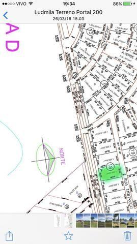 Vende-se terreno condomínio fechado portal das águas no manso - Foto 8