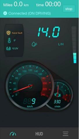 COD-AP37 Obd2 ObdII Elm327 V1.5 Bluetooth RS232 USB Interface de diagnóstico Scanner Ard - Foto 4