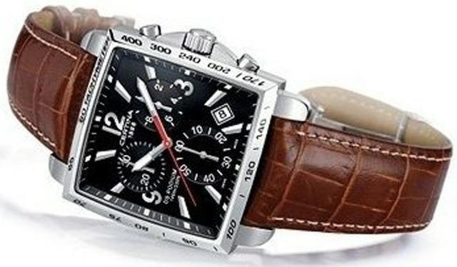 6a35ec9403f Relógio Certina DS Podium Chronograph
