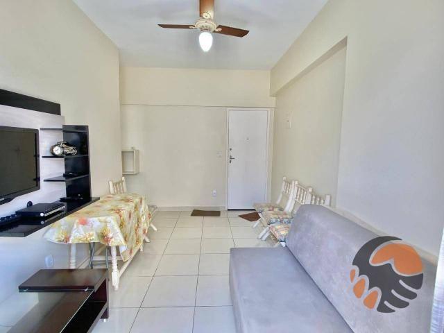 Apartamento com 1 quarto para TEMPORADA - Centro - Guarapari/ES - Foto 3