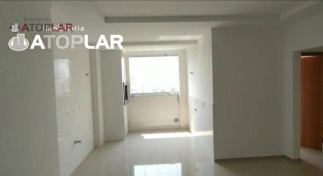 Apartamento com 3 dormitórios para alugar, 70 m² por R$ 2.200/mês - Perequê - Porto Belo/S