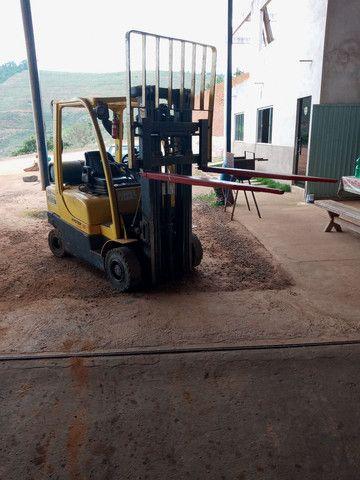 Alongador de lanças para empilhadeiras e lanças cilindricas. - Foto 6