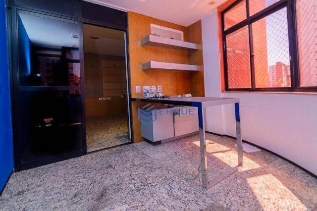 Apartamento com 3 dormitórios à venda, 223 m² por R$ 890.000 - Aldeota - Fortaleza/CE - Foto 14
