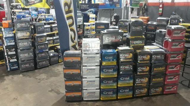 Baterias automotivas super preços de fim de mês e na Duracar baterias - Foto 2