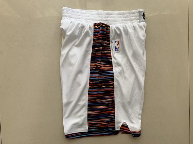 Shorts de Basquete Oficial NBA Brooklyn Nets Nike 2020 - Foto 3