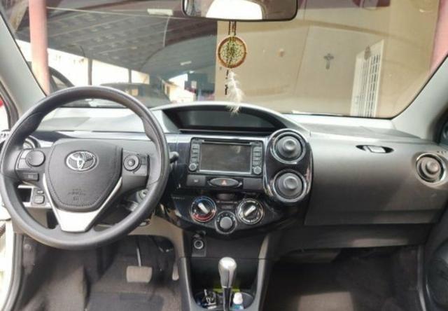 Toyota Etios XS 1.5 flex - Foto 4