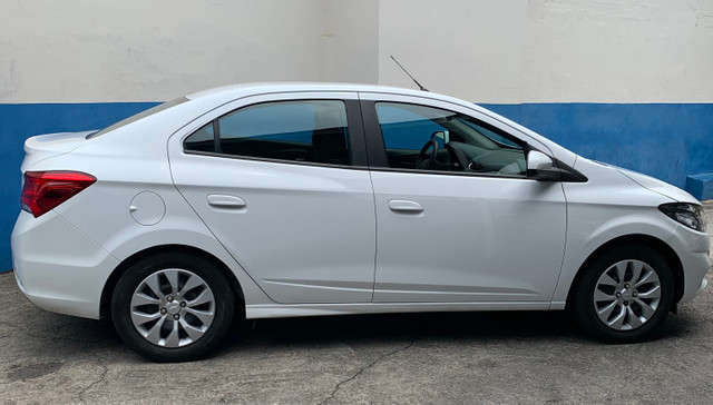 Chevrolet Prisma LT automático 1.4 2018 - Foto 4