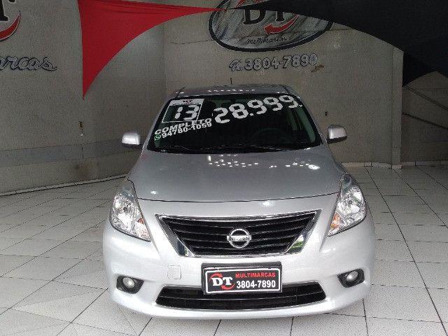 Nissan versa 1.6 sl flex 2013 - Foto 5