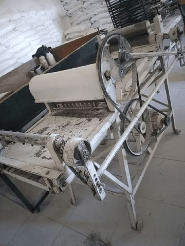 Maquina de cortar bolacha usada - Foto 4