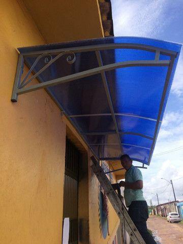 Toldos (cobertura com policarbonato) - Foto 2