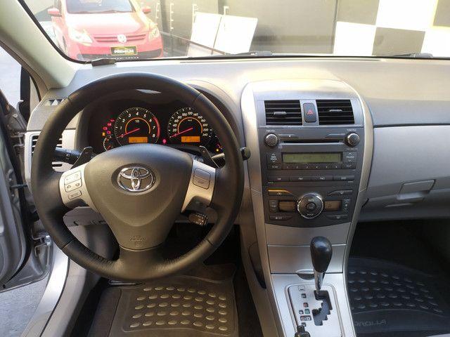 Corolla XEI 2.0 Flex 2011automático - Foto 6