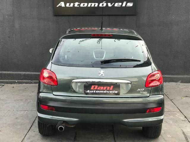 Peugeot 207 XS 1.6 Aut. - (flex) 2011 - Foto 6