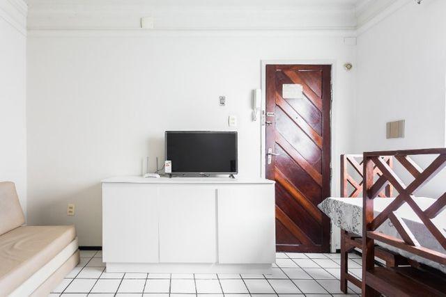 Apartamento 12 A, com sl e quarto, completo com WI-FI - mobiliado - - Foto 6