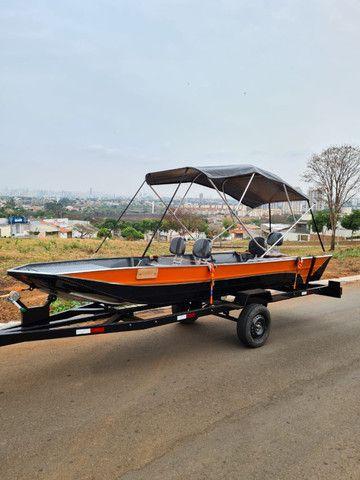Reboques canoa - Foto 4