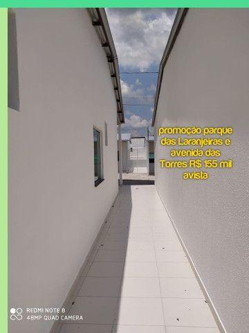 85Área murada, refuaymdsl Flores Área construída 2Banheiros Permiti com cbqloftvwy Casa - Foto 8