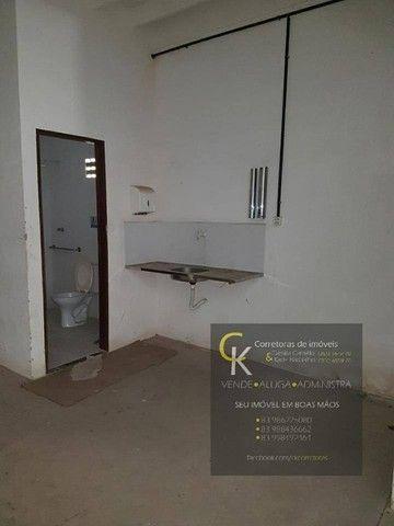 Galpão Comercial - Próximo ao Crematório, 400m², fácil acesso pela BR 230 - Foto 7