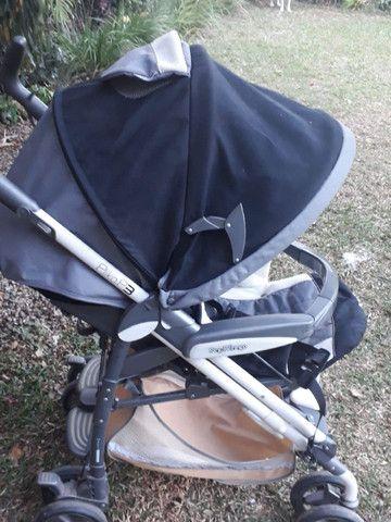 Carrinho de Bebê Peg-perego italiano - Foto 3