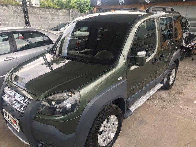 Fiat Doblô Xingú 1.8 Adventure . 6 lugares .Extra!!! - Foto 3
