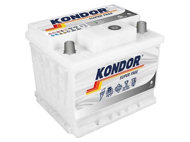 Bateria kondor 52 AH  ONIX ,Prisma ,Corolla, HB20 - Foto 2
