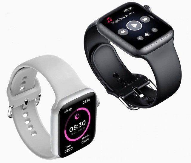 Relógio Smartwatch Iwo W46 - Foto 3