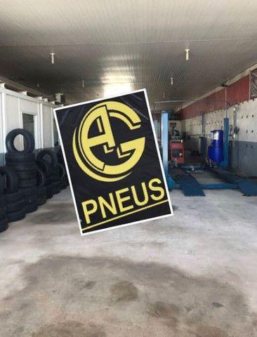 Vem aproveitar na AG pneus