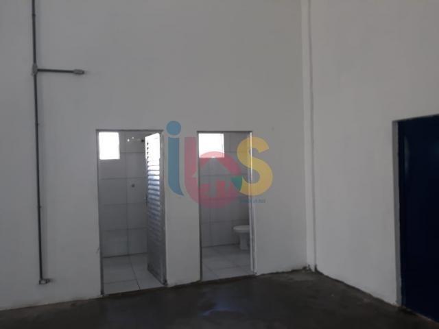 Galpão para aluguel, 2 quartos, 1 suíte, 1 vaga, Iguape - Ilhéus/BA - Foto 9