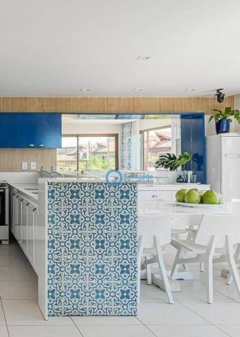 Apartamento com 4 dormitórios à venda, 176 m² por R$ 999.000 - Porto das Dunas - Aquiraz/C - Foto 13