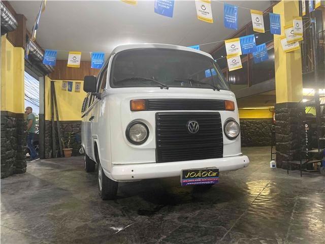 Volkswagen Kombi 1.4 mi std 8v flex 3p manual - Foto 8