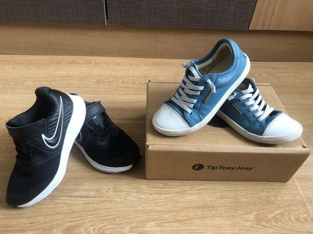 Tênis Tip Toey Joey, Nike e Puma  - Foto 2
