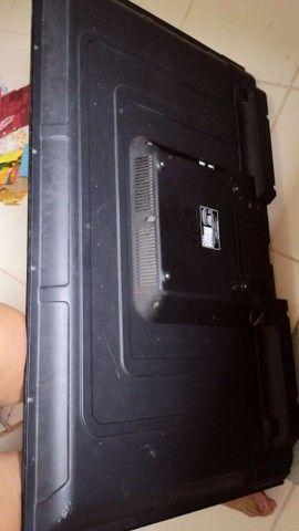 Tv Smart 42Pol Trincada - Foto 2