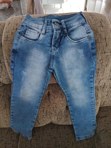 Jeans menino - Foto 2