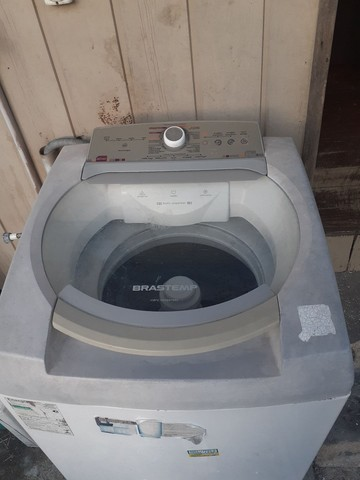 Vendo máquina de lavar de Brastemp  - Foto 6
