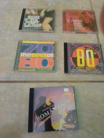 CDs usados reliquia