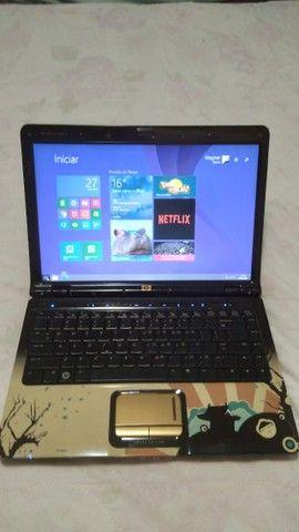 Vendo notebook HP ou troco. - Foto 3