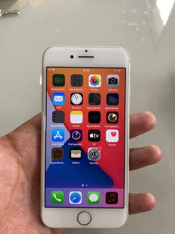 IPhone 7 32G Prata  - Foto 2