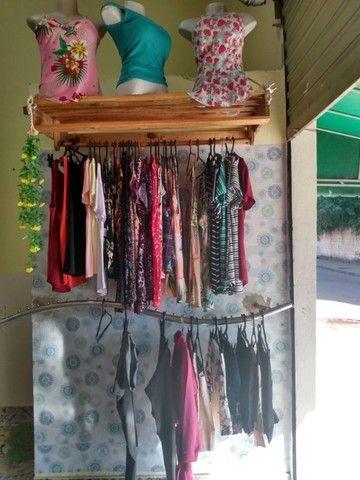 vendo fundo de loja de roupas  - Foto 5