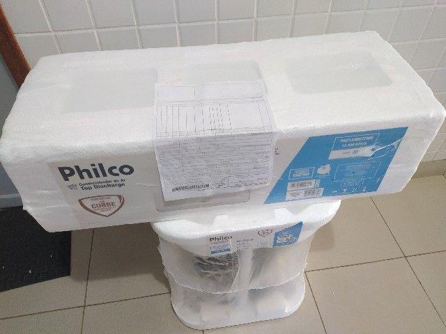 Ar Split Philco 12000 BTUs + Nota + Novo + 1 ano de Garantia de Fabrica + Aceito Cartão