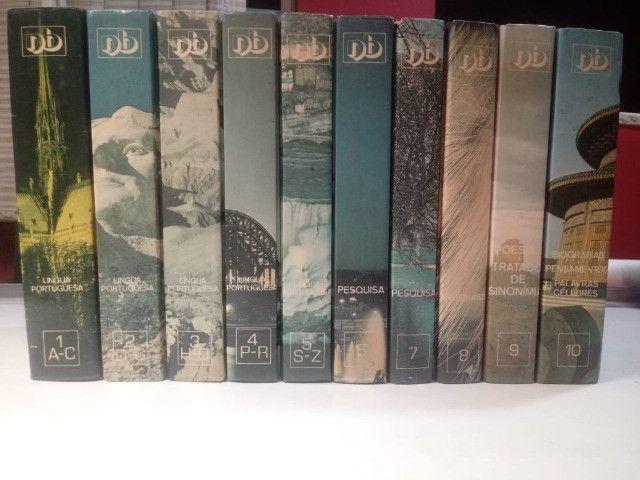 Moderna Enciclopédia de Pesquisar, Consultar e Aprender (Coleção completa) - 10 volumes - Foto 2