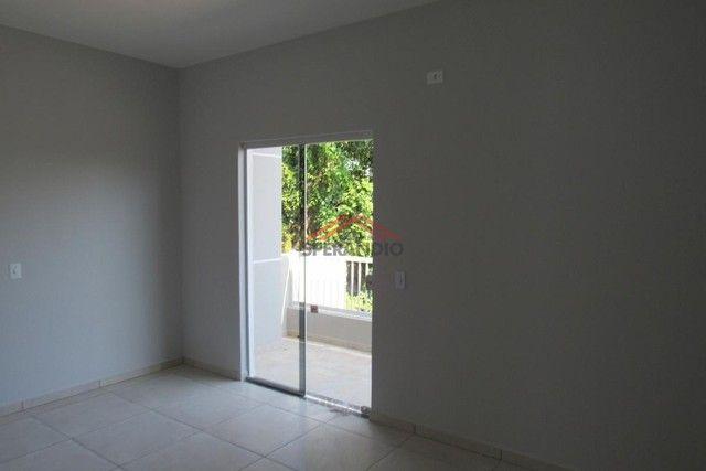 Sobrado c/ 117,35m², 1 suíte + 2 quartos, amplo terreno livre - próx. a Laurita e Av. Cels - Foto 15