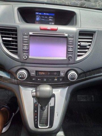 Honda CR-V EXL 2.0 4x4 2012 KM 70.000 - Foto 10