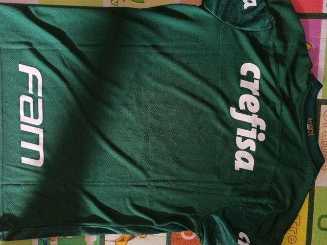 Camisa Palmeiras Final Libertadores - M. - Foto 4