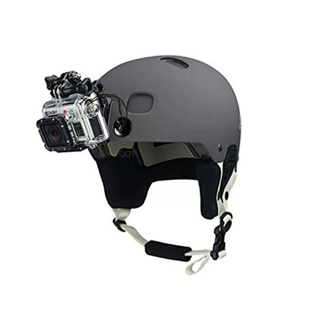 Correia strap de segurança para gopro hero 3/4/5/6/7/8/9 e similares GoPro action cam  - Foto 3