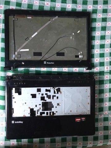 Carcaças Completas de Notebooks - Foto 5