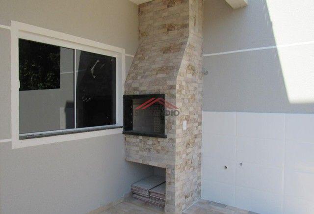 Sobrado c/ 117,35m², 1 suíte + 2 quartos, amplo terreno livre - próx. a Laurita e Av. Cels - Foto 9