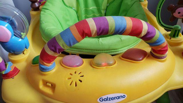 Pula-pula (jumper) de atividades galzerano - Foto 2