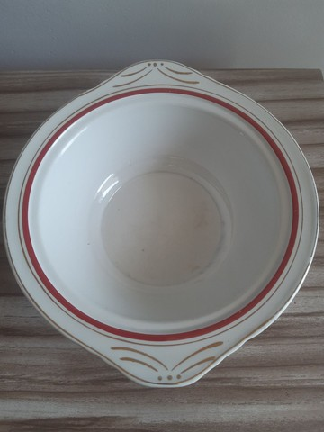 baixela porcelana alemã antiga furstenberg - Foto 3