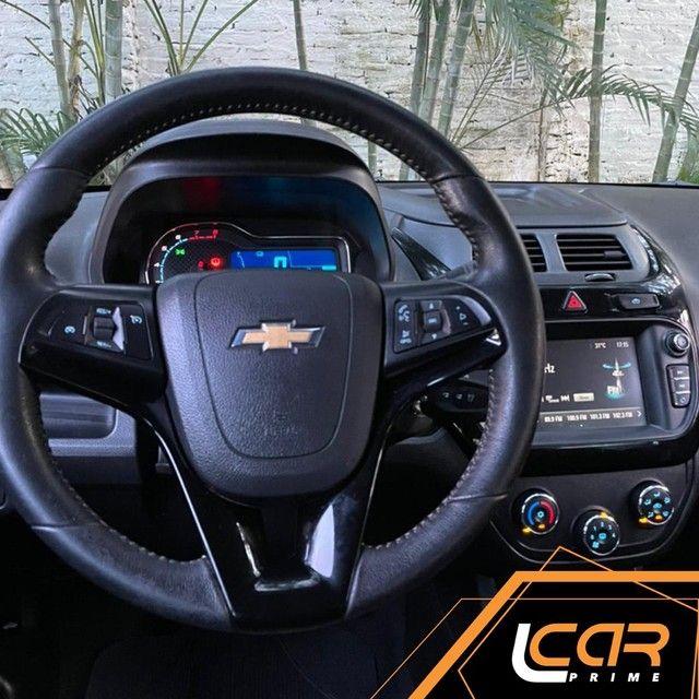 Chevrolet COBALT LTZ 1.8 / AUTOMÁTICO / HIPER NOVO/ c Gás G5/ novo - Foto 10