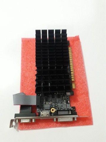 Placa de Video Geforce G210 1GB Dedicado DDR3 - Foto 4